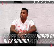 تولدت مبارک الکس ساندرو!
